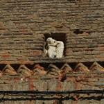Escultura ¿romana? en ermita Virgen Puertas
