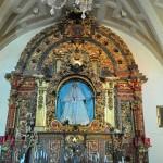 Altar de la Virgen de las Puertas