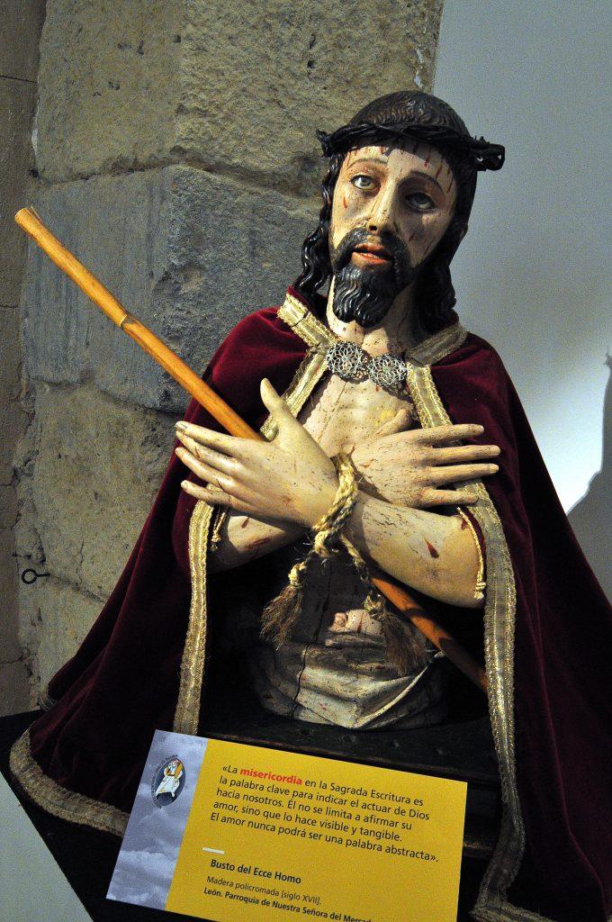 ECCE HOMO. S. XVII. Iglesia de San Martín (León)