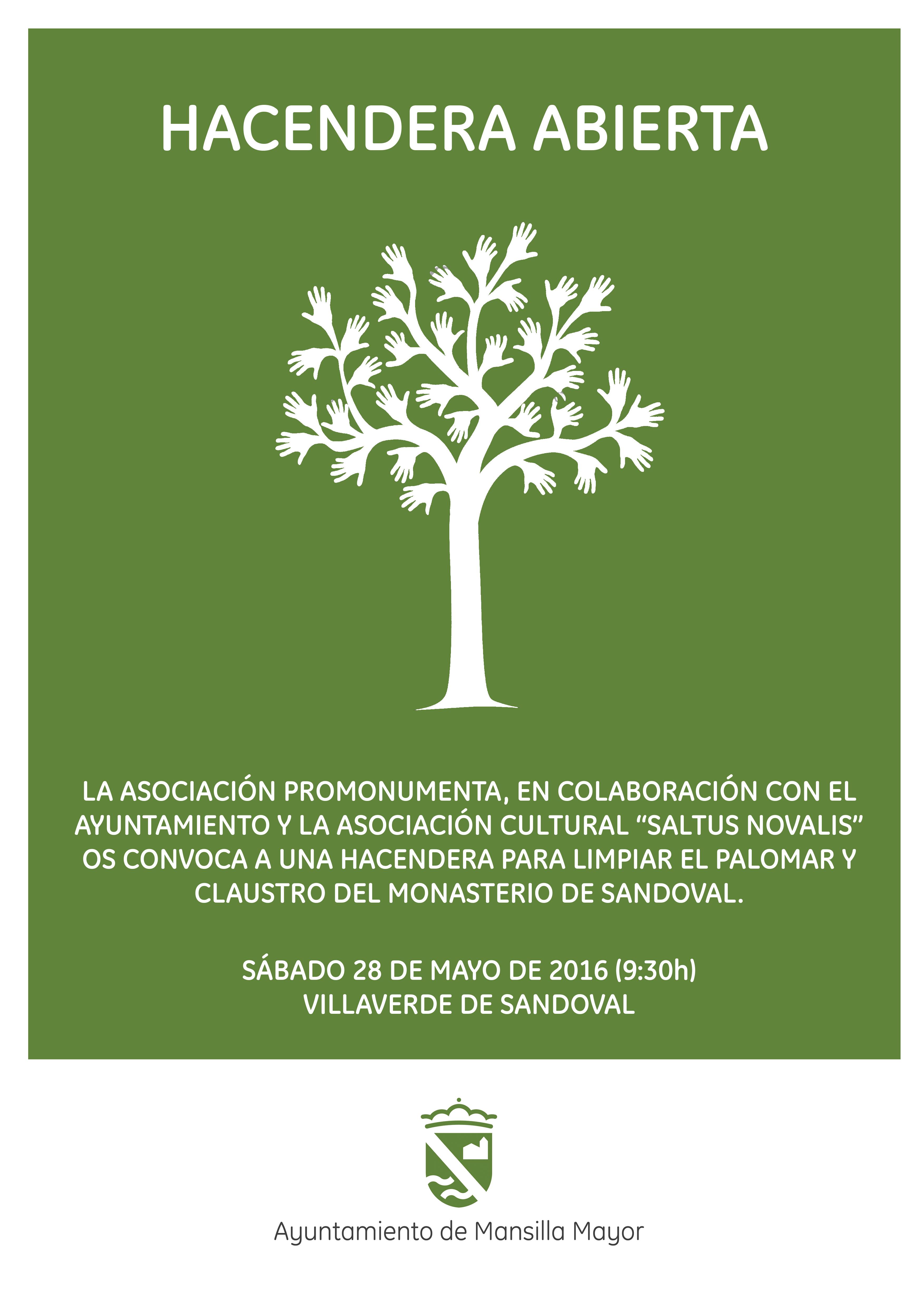 Antes y después…Monasterio de Sandoval