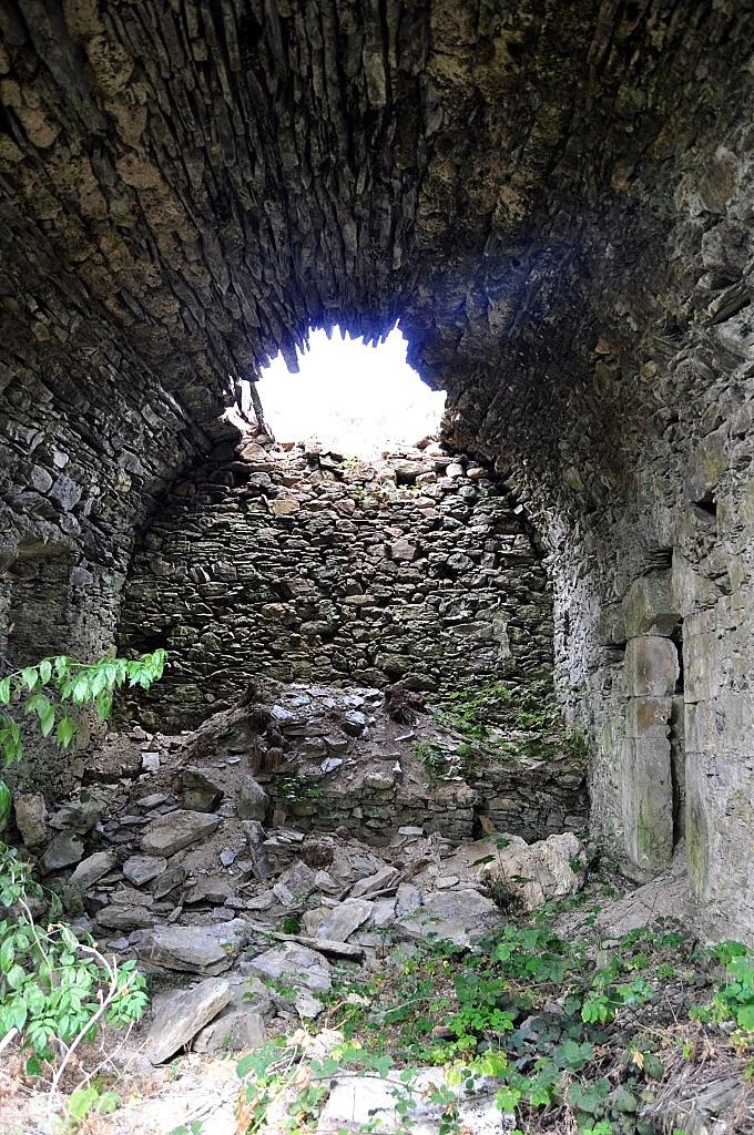 Ermita en Robledo de Omaña, cuyo propietario desea restaurar, pero carece de recursos.