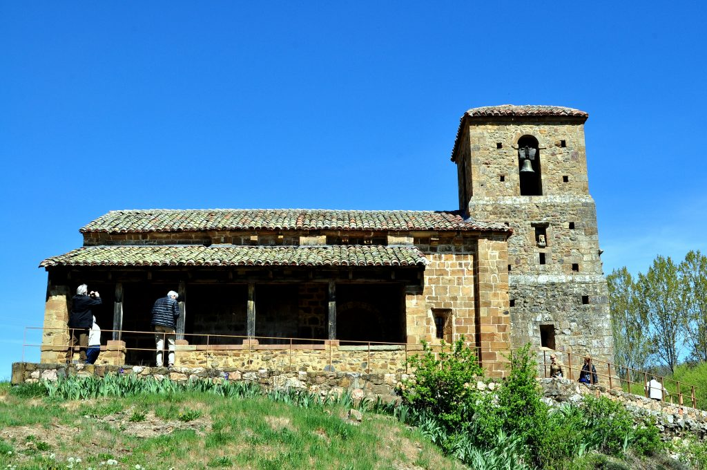 Iglesia de San Martín. Lateral sur.