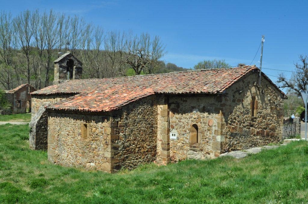 Ermita de Las Angustias, en Puente Almuhey.
