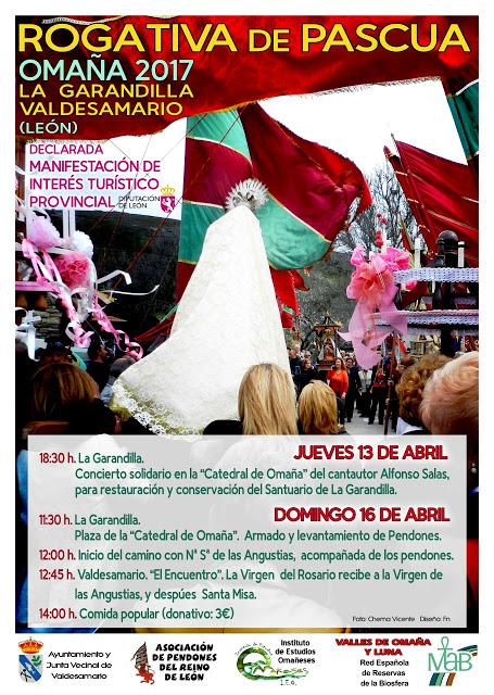 La Garandilla Pascua 2017. Cartel