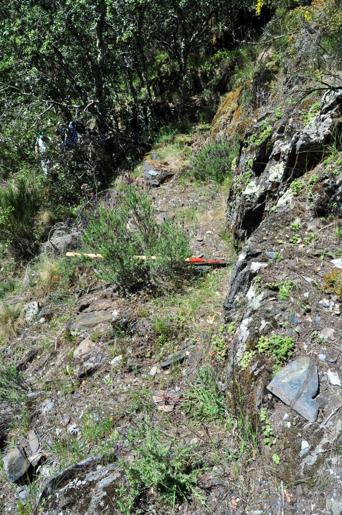 Canal inferior del valle del Oza. Descubierto por vecinos de Valdefrancos y Promonumenta