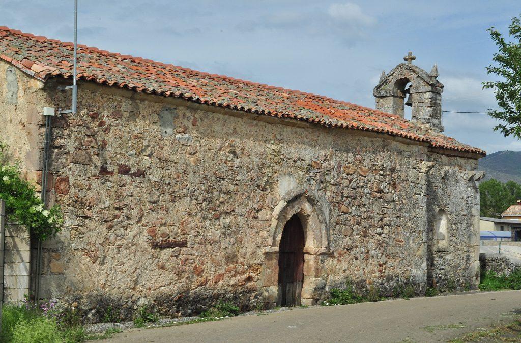 Ermita gótica de La Vega de Boñar.