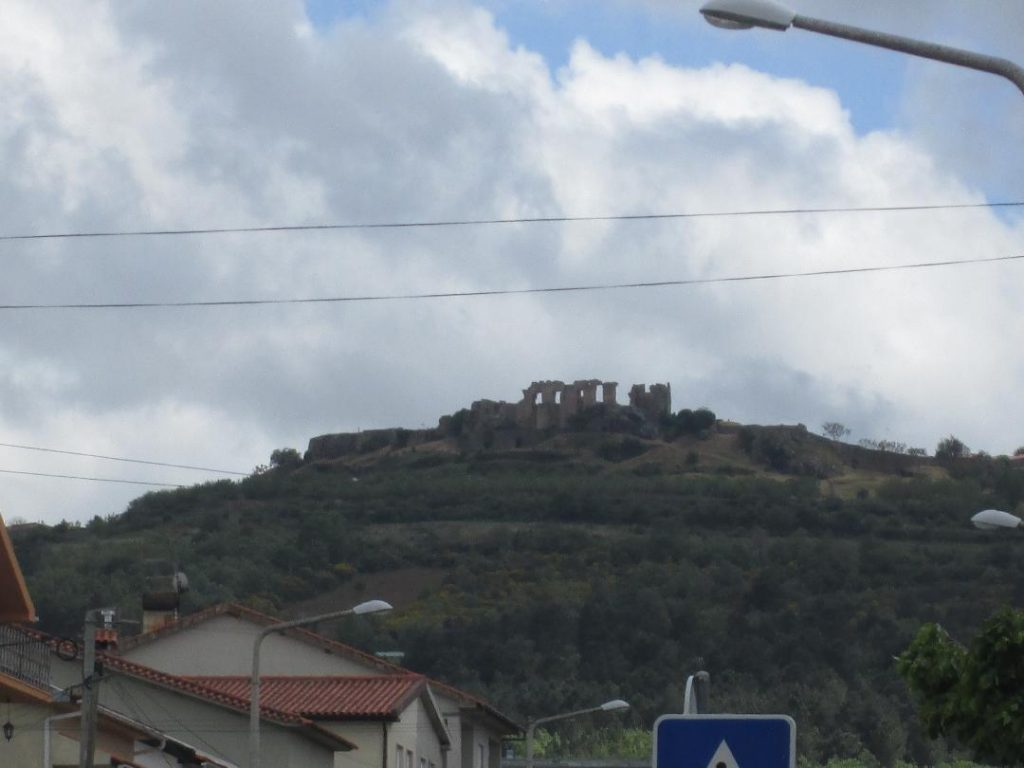 Castillo de Castelo Rodrigo (Portugal)