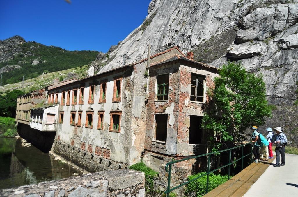 Balneario de Nocedo.