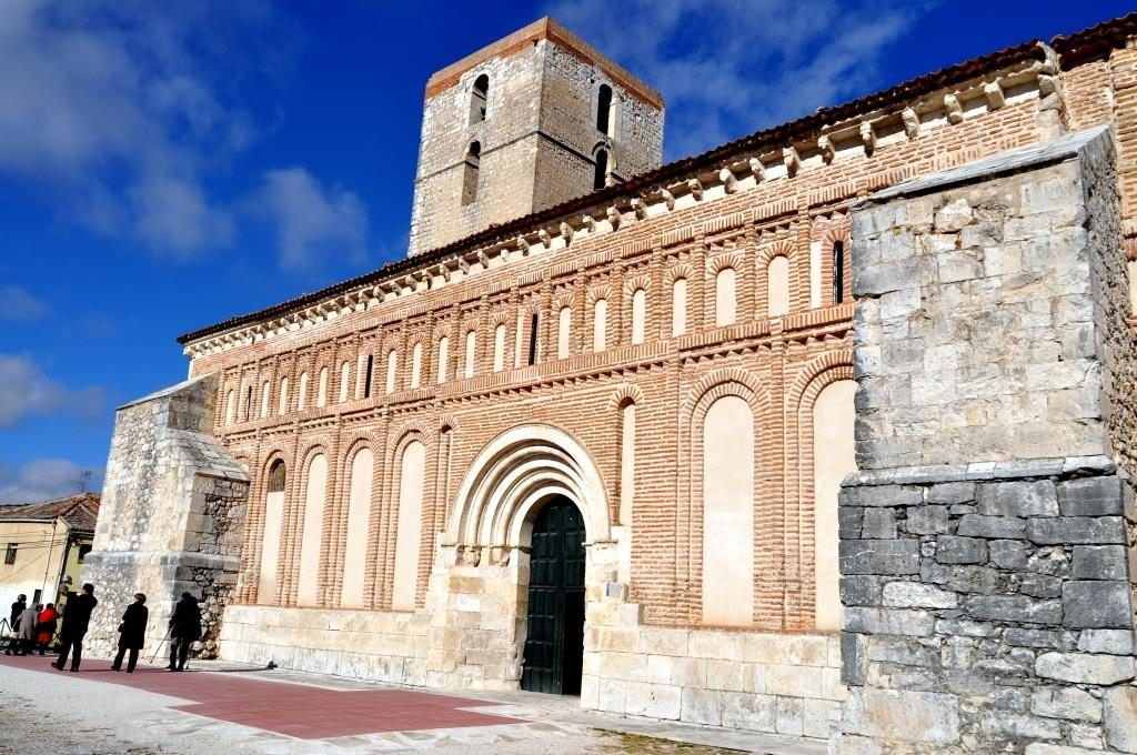 Iglesia mudéjar de San Andrés. S. XIII.