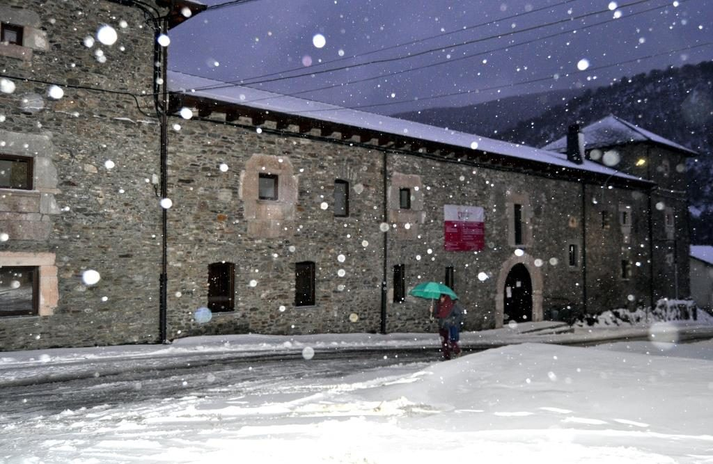 Casona de los Quiñones, en Murias de Paredes