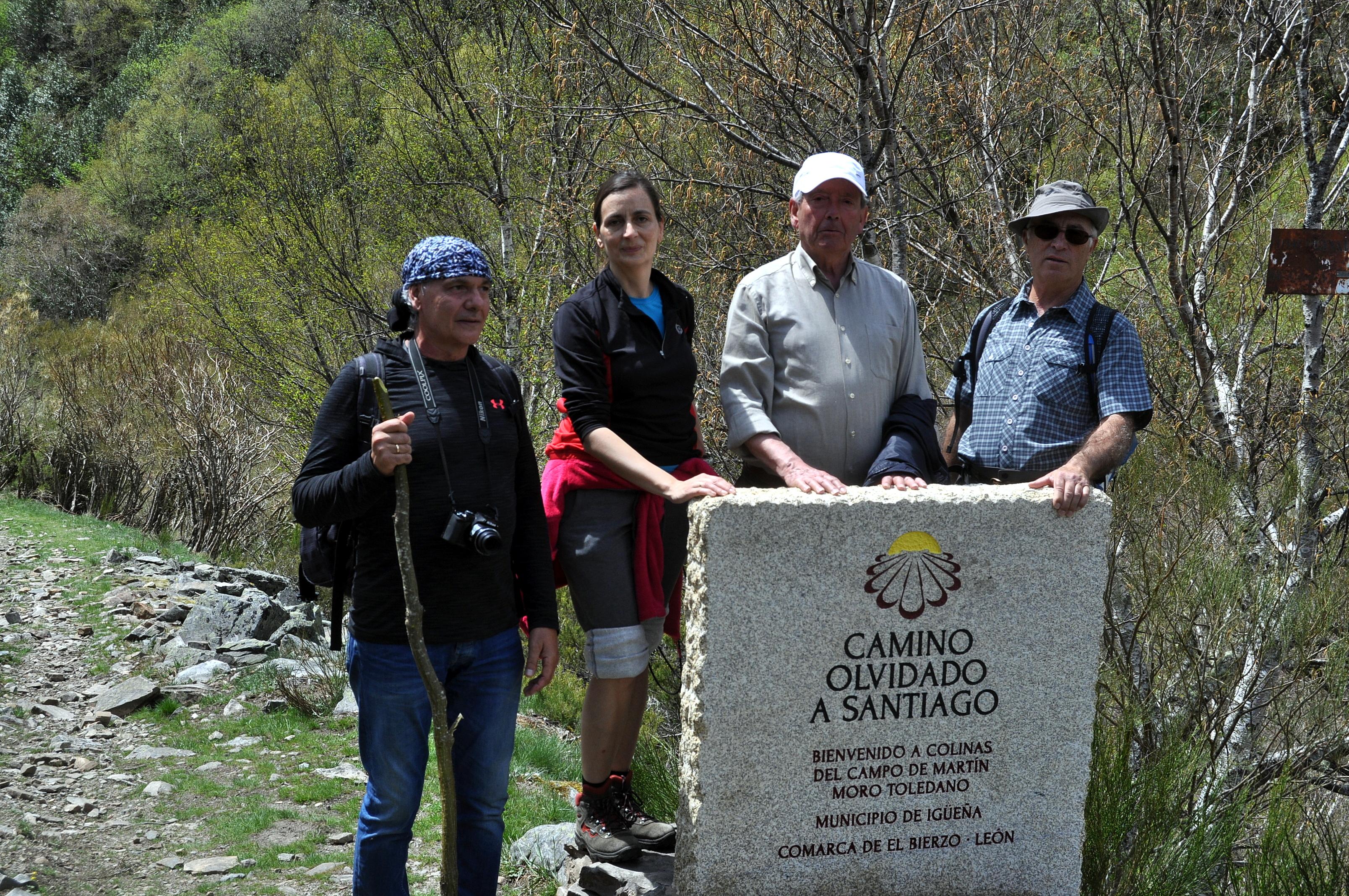 La frontera OMAÑA-EL BIERZO.