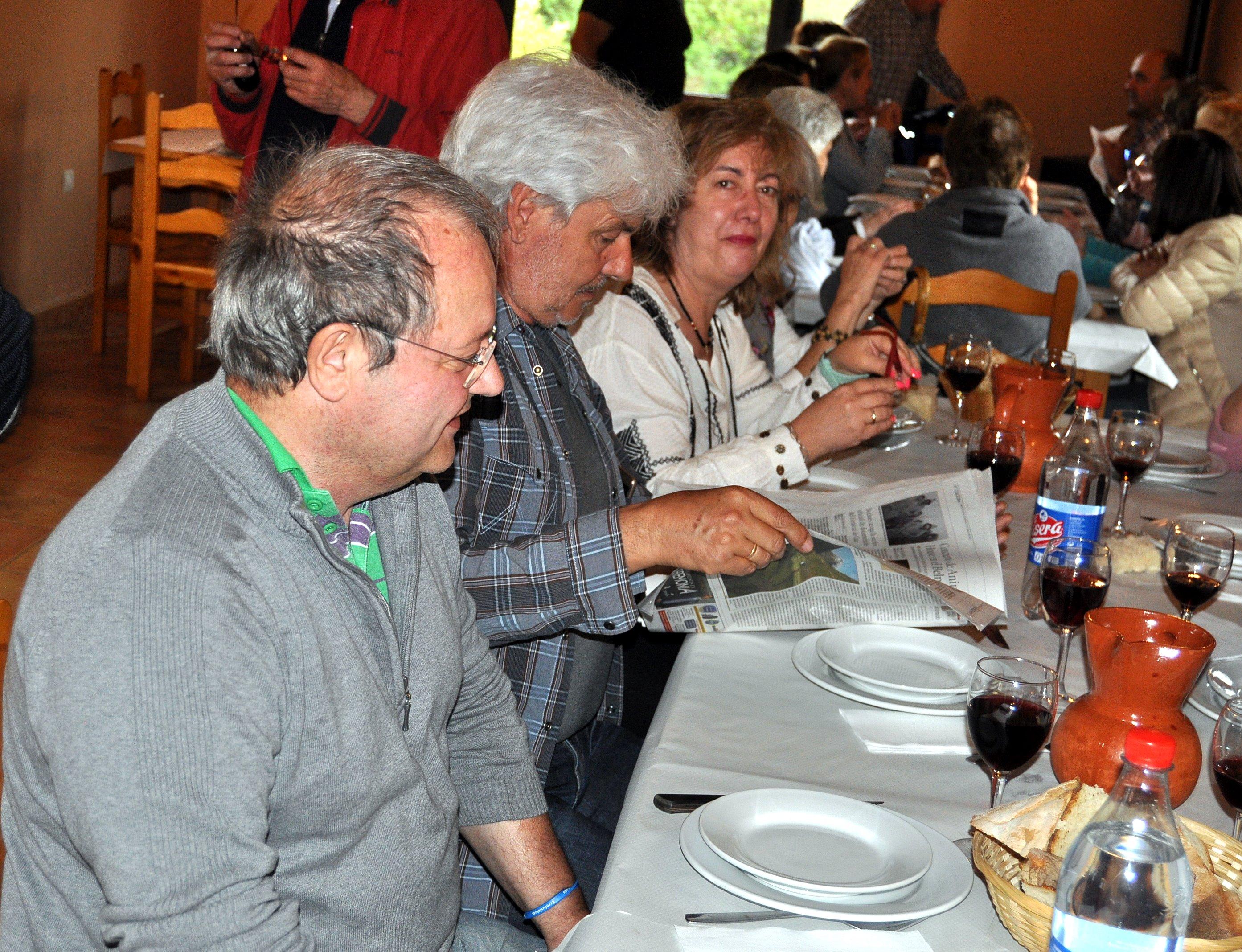En La Taberna de Filiel.