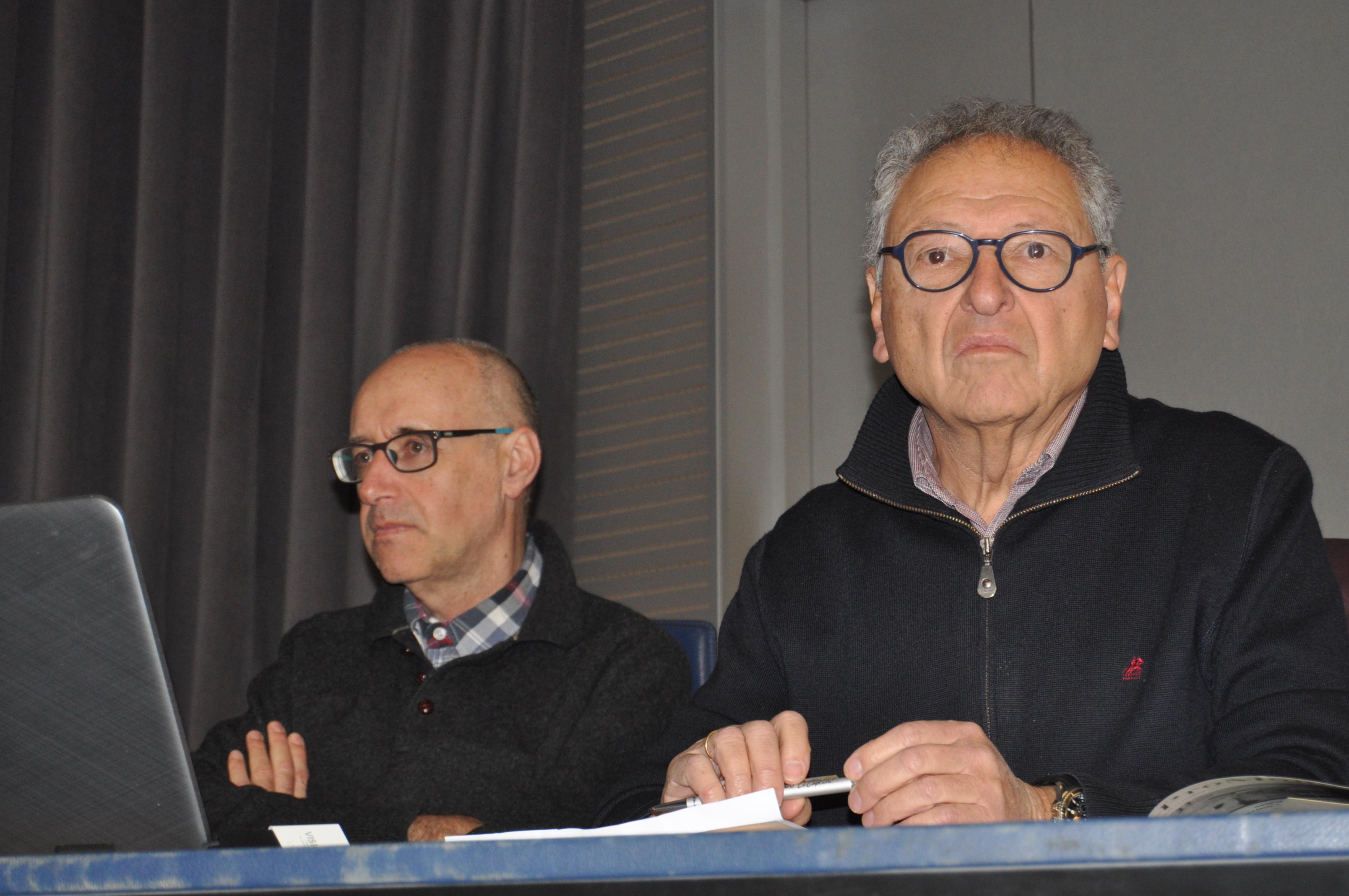 D. Manuel Guerra recordó los primeros y difíciles tiempos de Promonumenta en la década de los noventa.