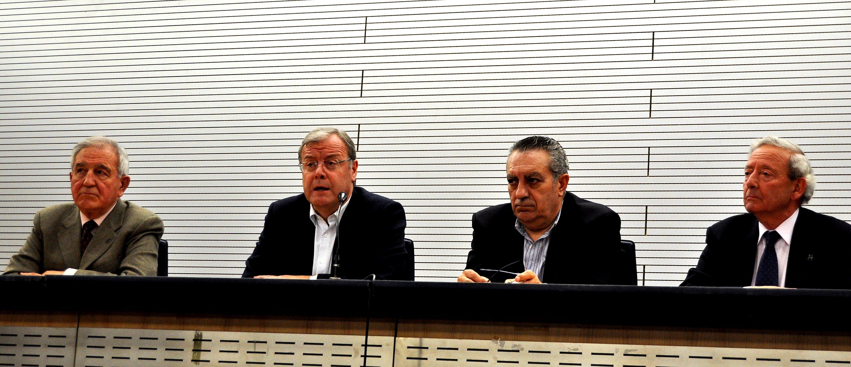 Intervención del Sr. Alcalde de León.