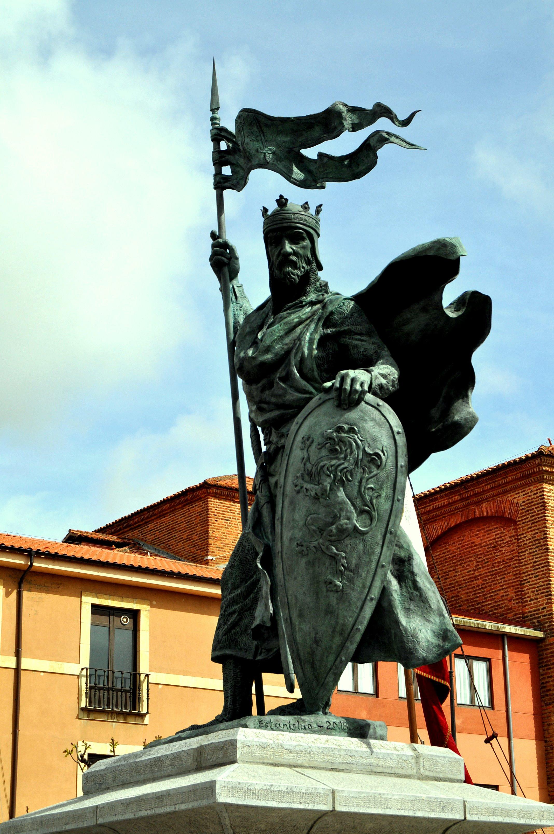 Alfonso IX (VIII de León)