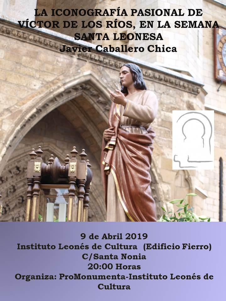 PROMONUMENTA. Conferencia Javier caballero Chica. Abril 2019