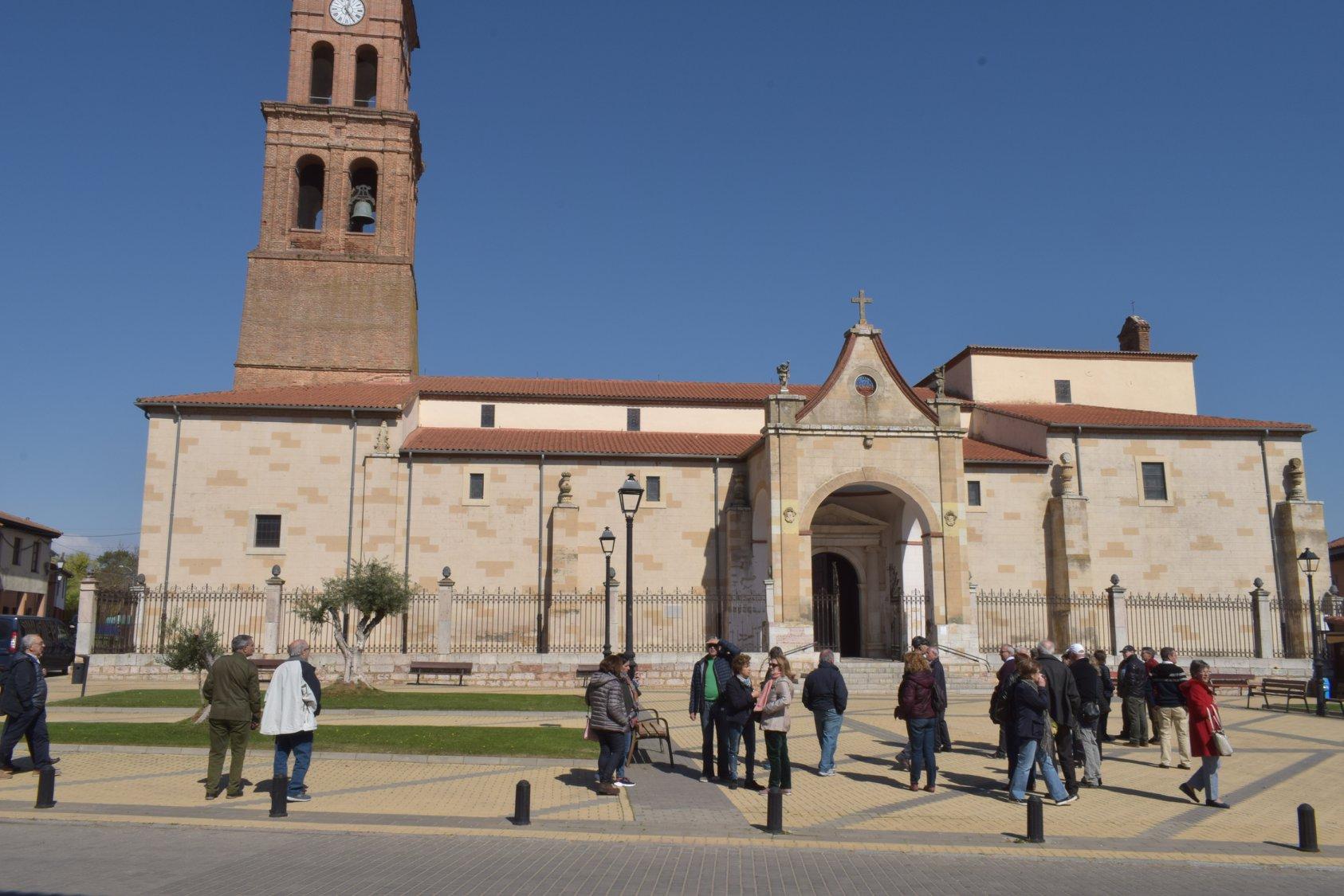 Iglesia de Villamañán (Foto J.A. Gª Villar)