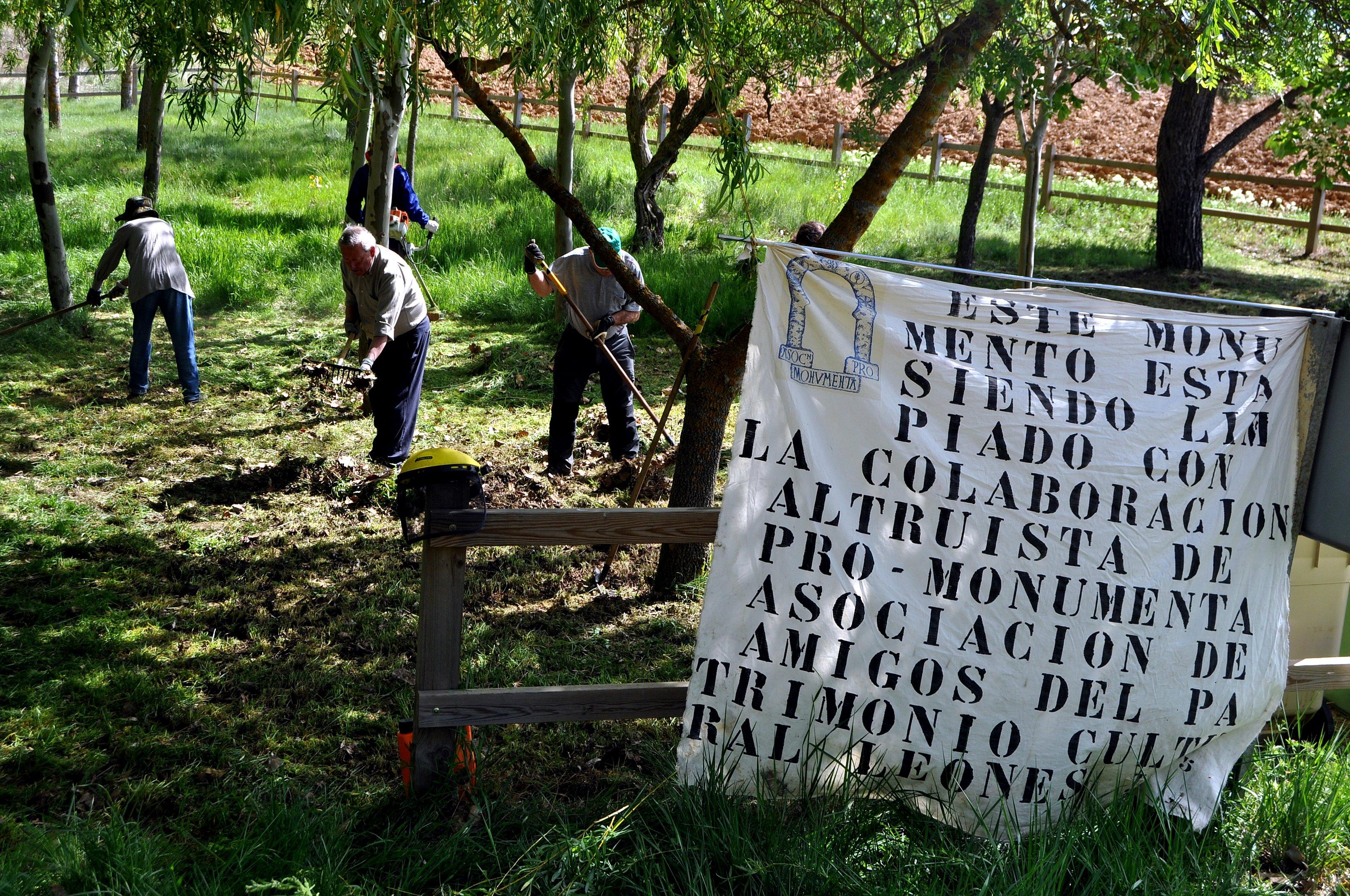 DSC_9224 Recogiendo las hojas (foto David Gustavo López)