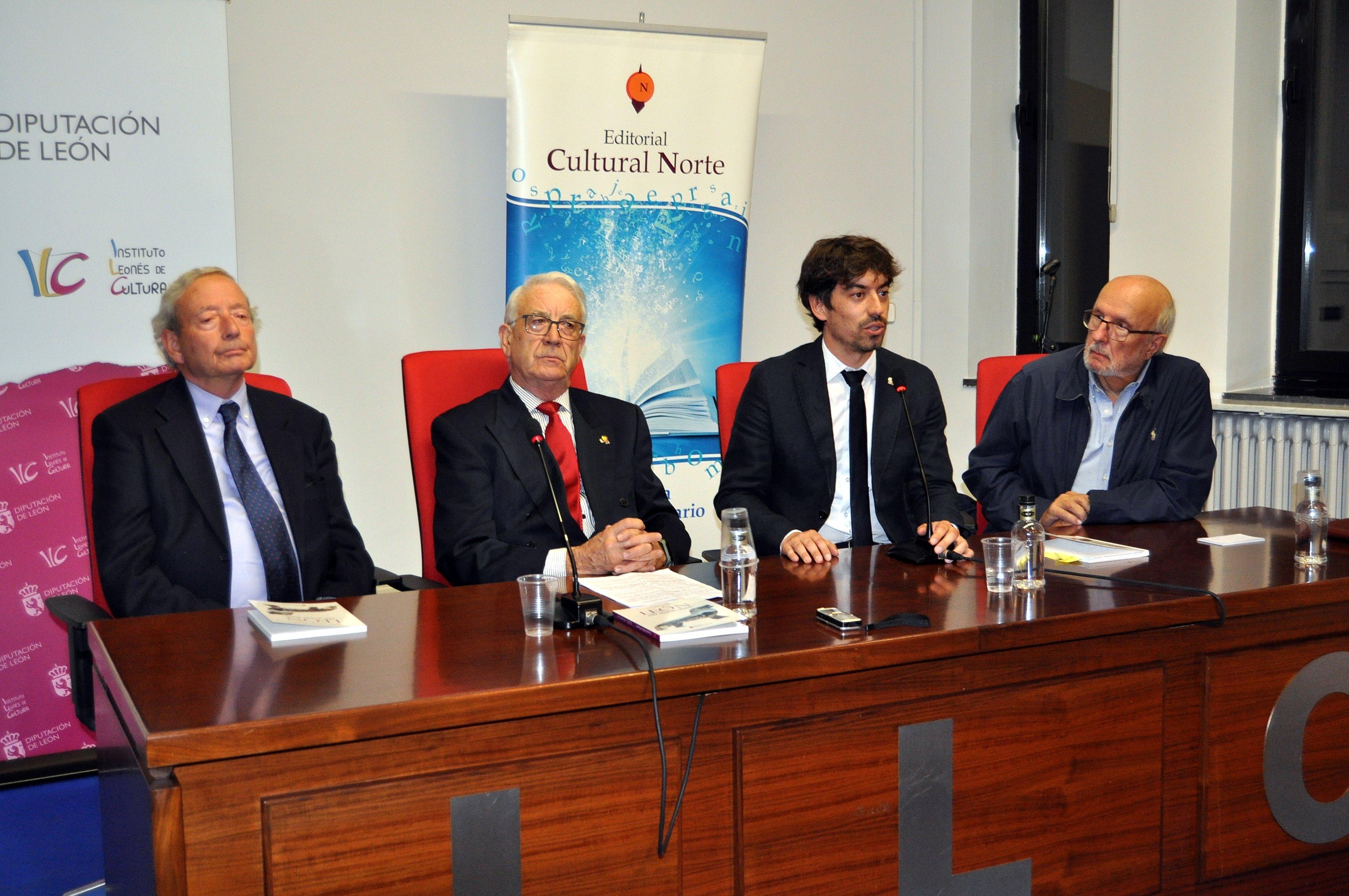 Marcelino Fdez., Ezequiel Pellitero, Pablo González, Roberto Escudero.