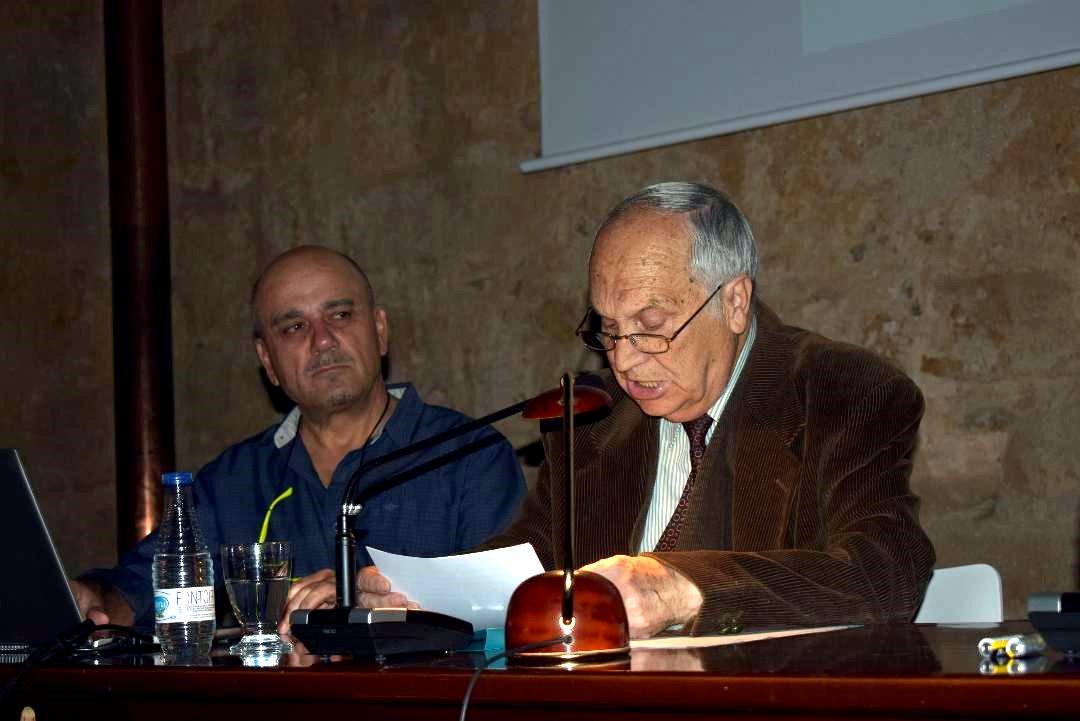 PROMONUMENTA. Conferencia Gavilaso. JA García Villar 2b