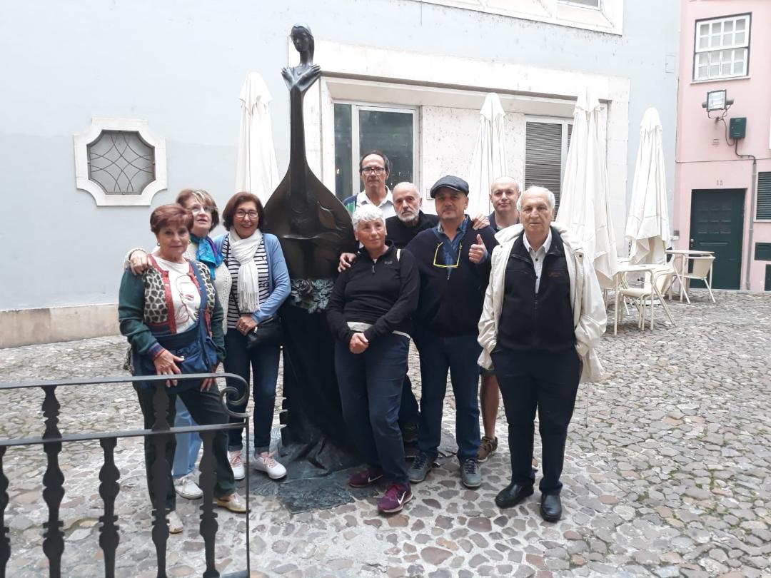 Paseando por Coimbra.