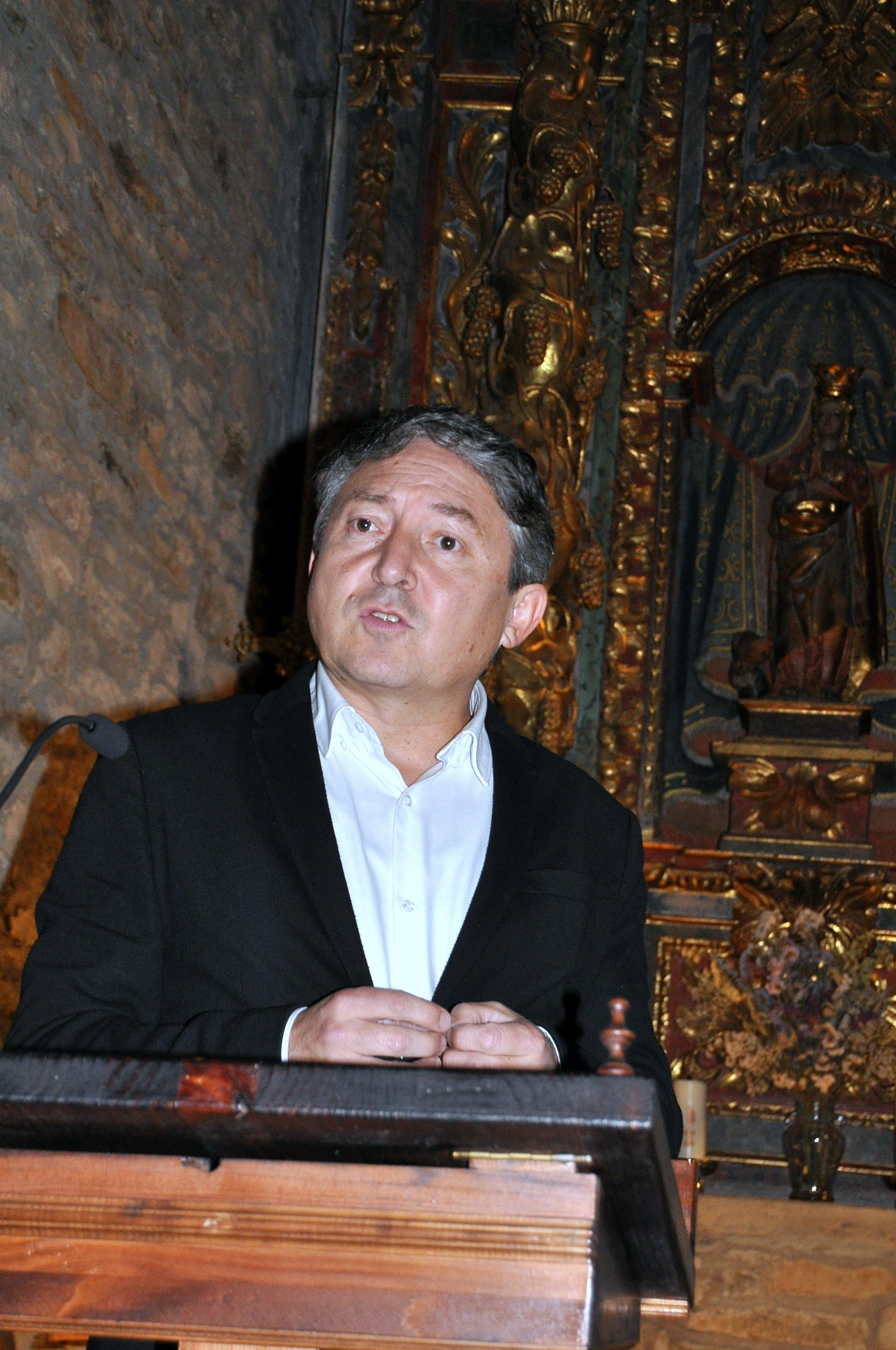 Intervención de Samuel Folgueral.