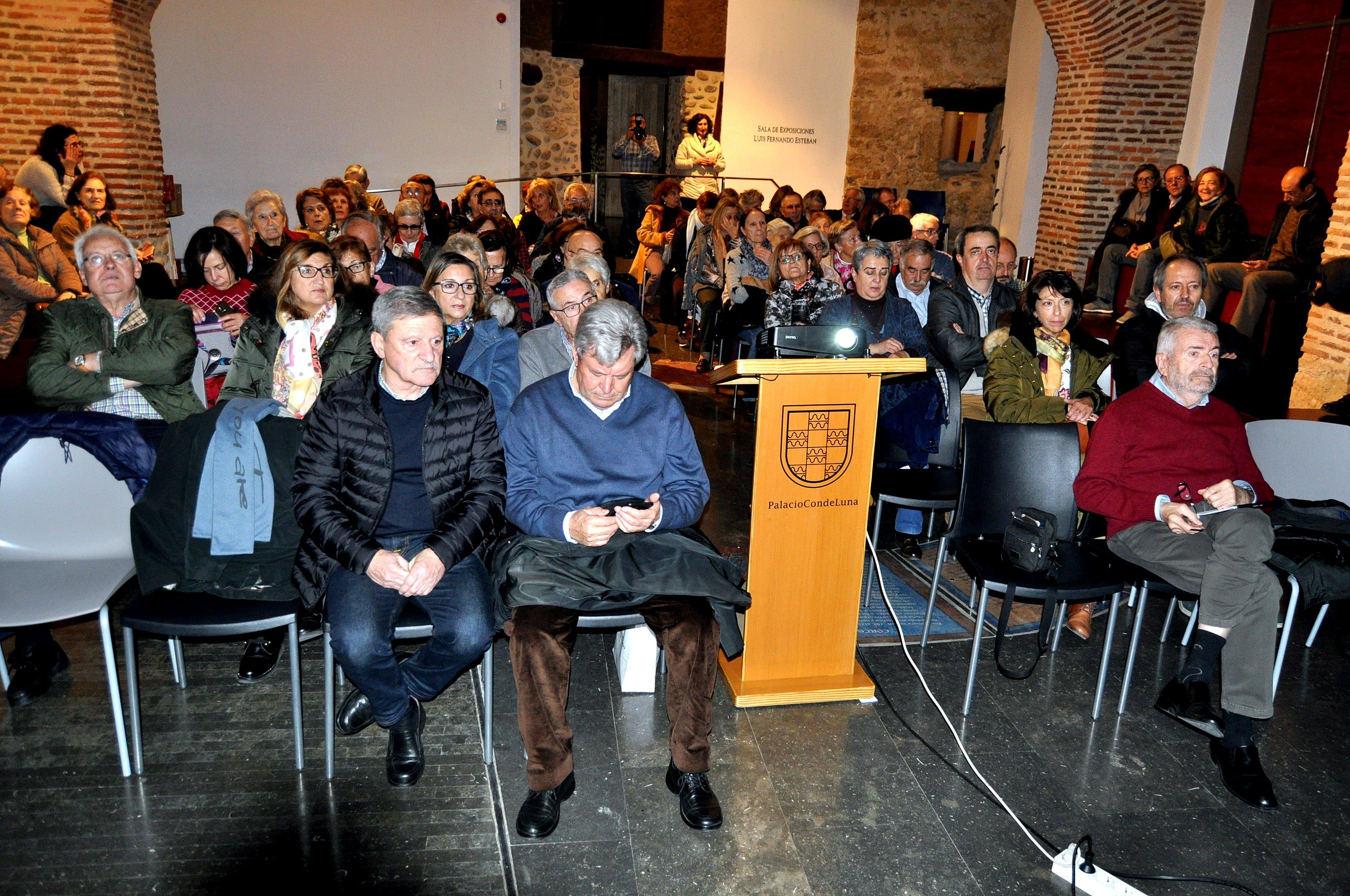 Público asistente.