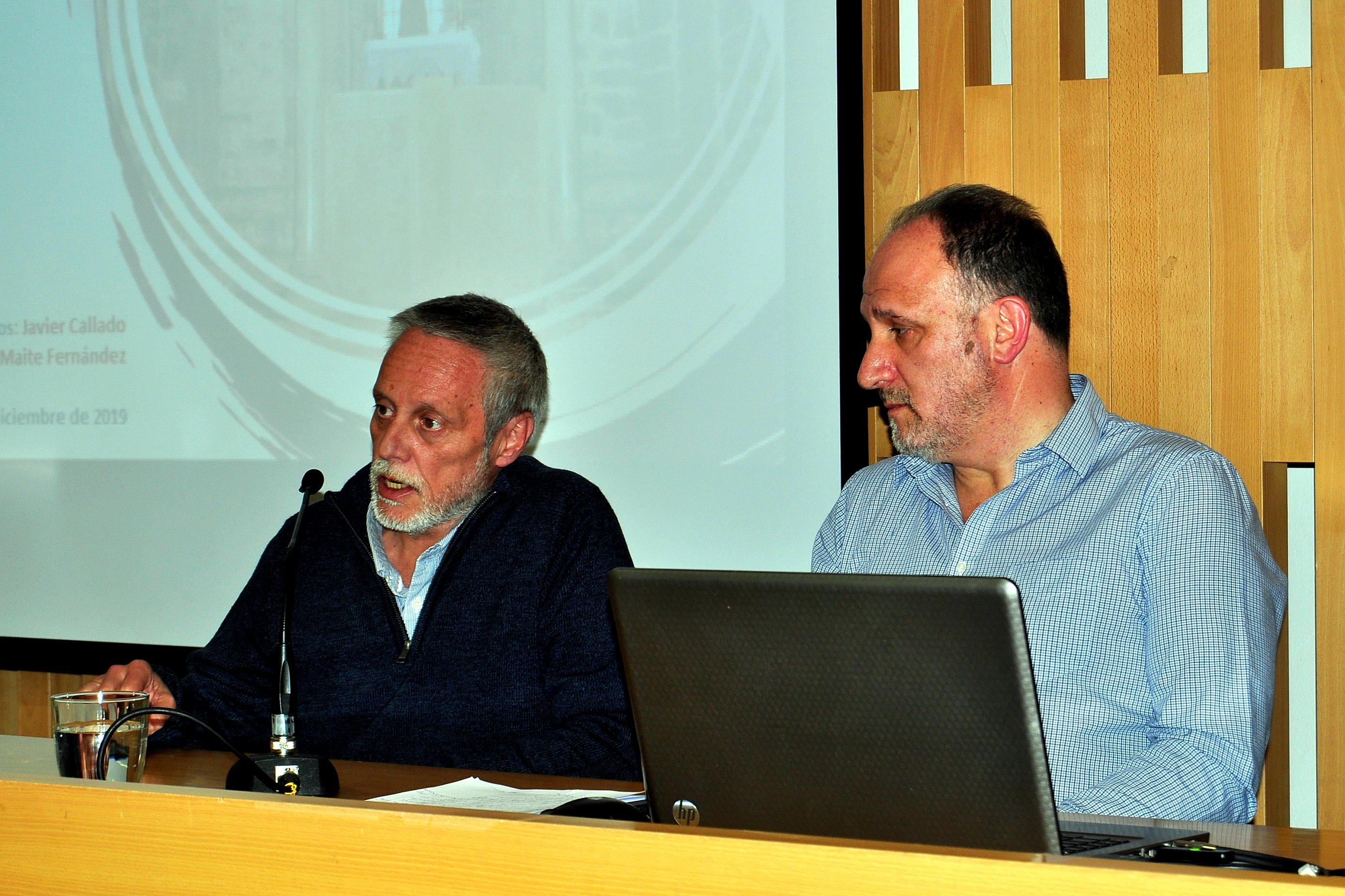 Artemio Tejera presentó la Asociación de Románico Leonés.