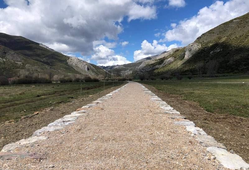 Calzada Vegarada. Foto Emilio Orejas