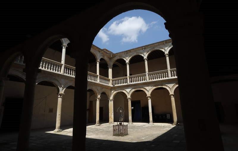 Palacio Grajal Jesús F. Salvadores