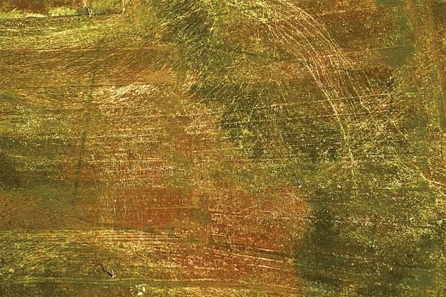 Resto de un vallum campamental en Trobajo (imagen UCM)
