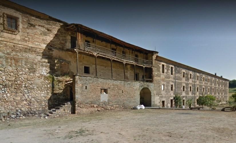 San Andrés de Espinareda. Casa del Abad