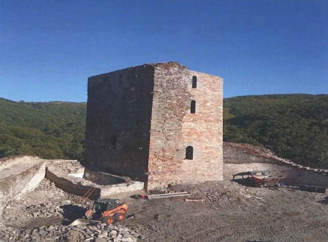 Castillo de Balboa. 29-5-2020 Foto ICAL