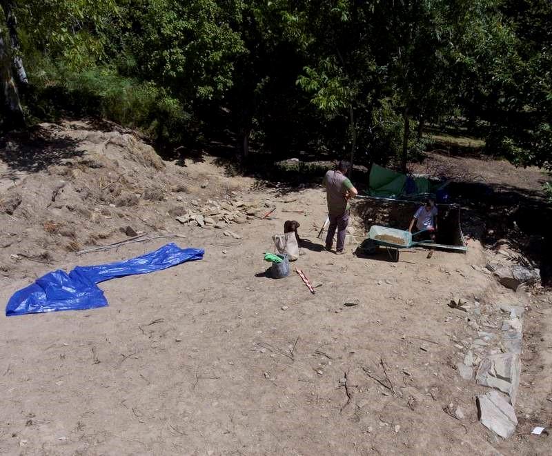 Compludo. Excavaciomes DL 20-9-2020