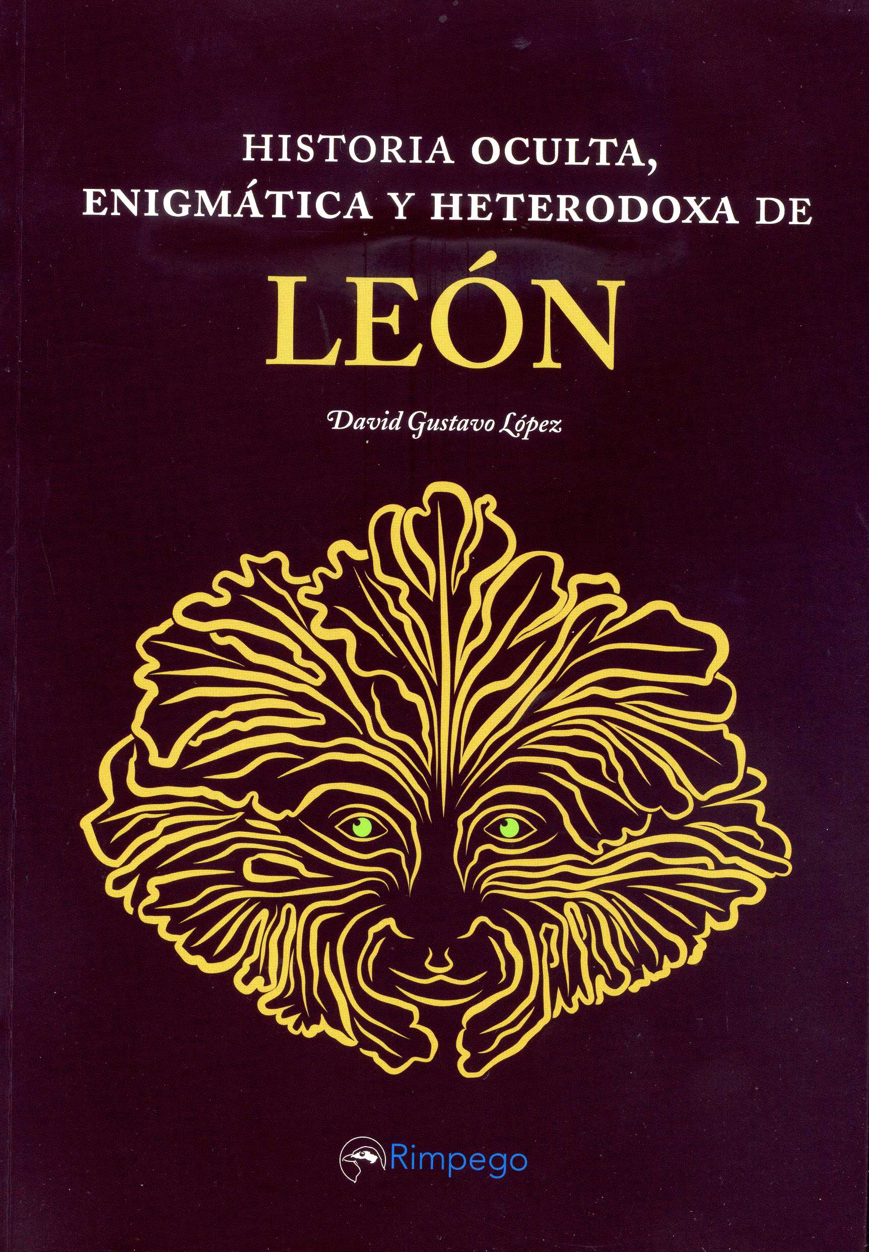 ENIGMAS DE LEÓN. Libro. Portasda final